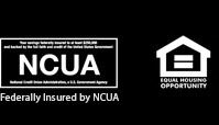NCUA & Equal Housing Opportunity Logos